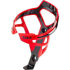 Tacx Deva Flaskeholder, red